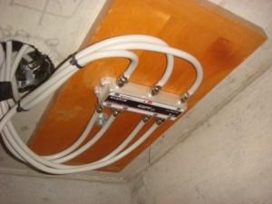 浴室地デジ テレビ 設置方法
