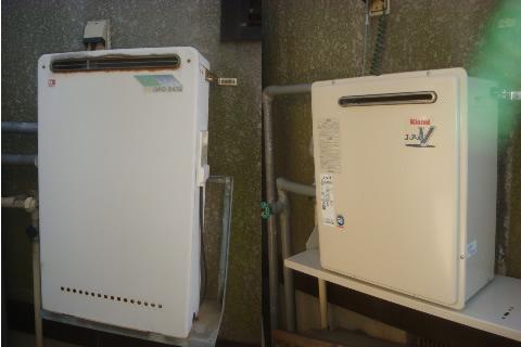愛知県高浜市における給湯器キャンペーンの施工例