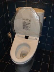 名古屋市 トイレ リフォーム 施工後