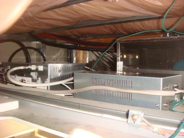 ノーリツ 12V型地デジ・ハイビジョン浴室テレビの施工