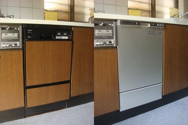 食器洗い機 ビルトイン食洗器