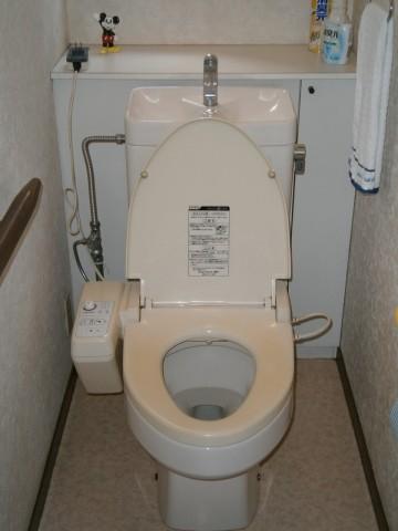 トイレ 施工事例 名古屋市港区
