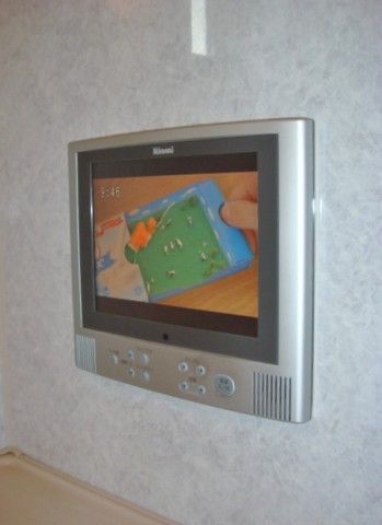 浴室テレビ 施工事例 名古屋市南区