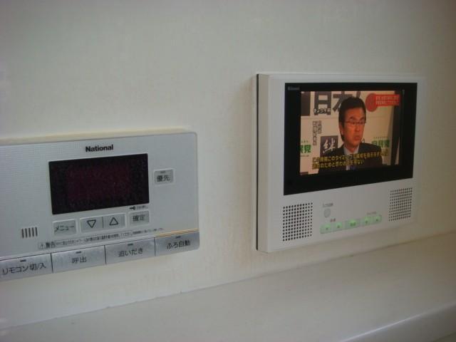 リンナイ  7型地デジ浴室テレビ DS-700