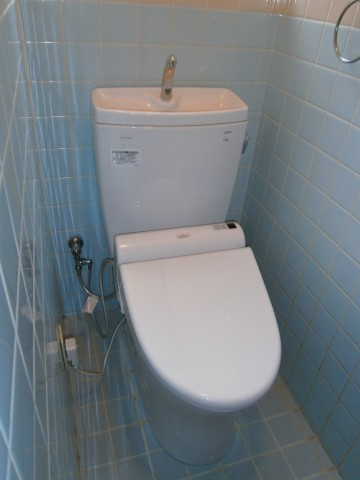 トイレ 施工事例 愛知県知多郡阿久比町