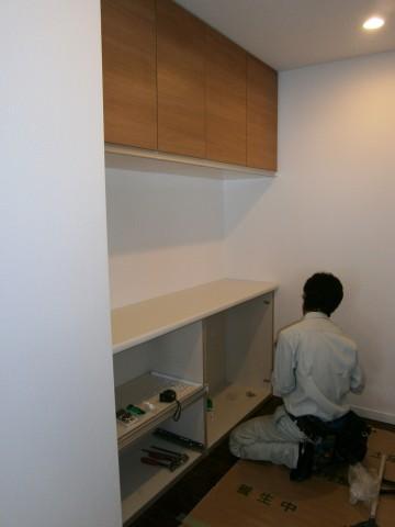 食洗機とシステムキッチン 施工事例 名古屋市千種区
