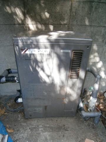 給湯器 施工事例 名古屋市北区