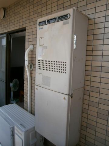 給湯器 施工事例 愛知県一宮市