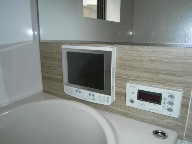 浴室テレビ 施工事例 愛知県知多市