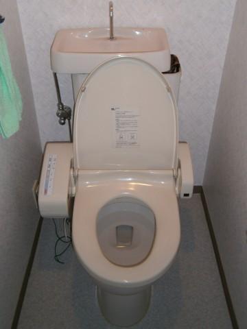 トイレ 施工事例 愛知県岩倉市