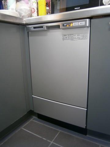 ビルトイン食器洗い機 施工 愛知県