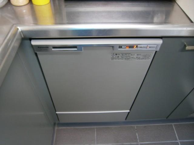食器洗い機(食洗機) 設置