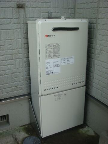 ノーリツ給湯器 GT-2450AWX-BL +RC-B001マルチセット