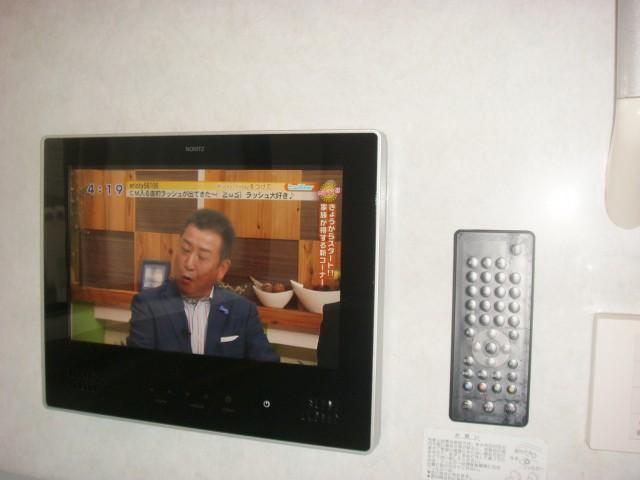 ノーリツ 浴室テレビ