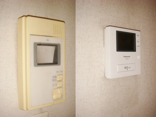 テレビドアホン インターフォン 名古屋市