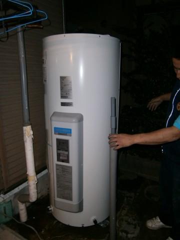 三菱 電気温水器 SR-3759/BA-T12D