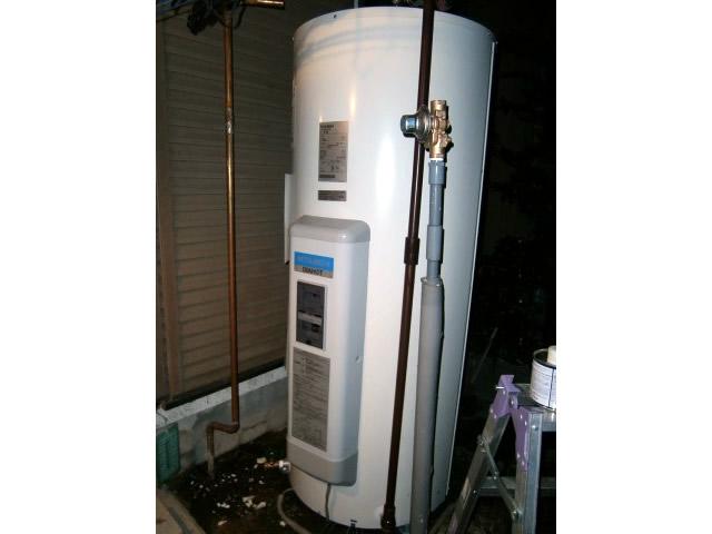 電気温水器取替工事 名古屋市守山区
