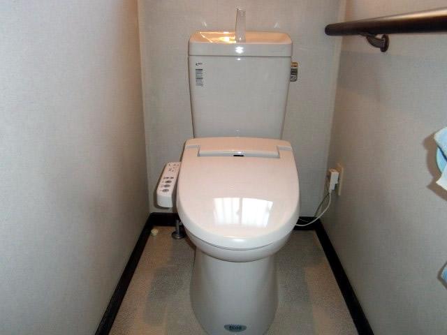 名古屋市西区 トイレ取付工事