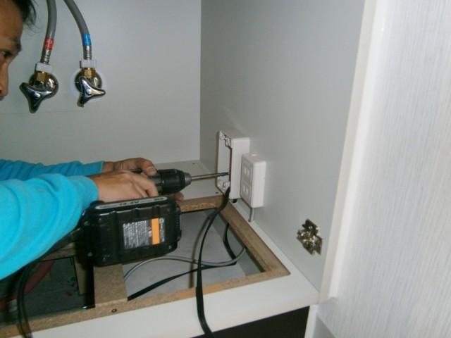配管設備の工事