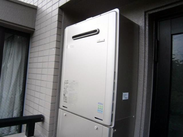 給湯器 施工事例 名古屋市名東区