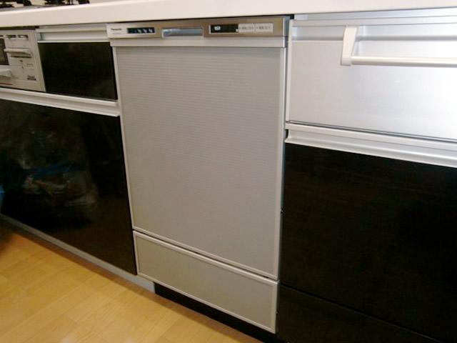 食洗機取付工事(ビルトイン食洗機) 北名古屋市