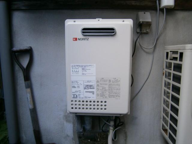 ノーリツ  GQ- 1637WS+RC7607S