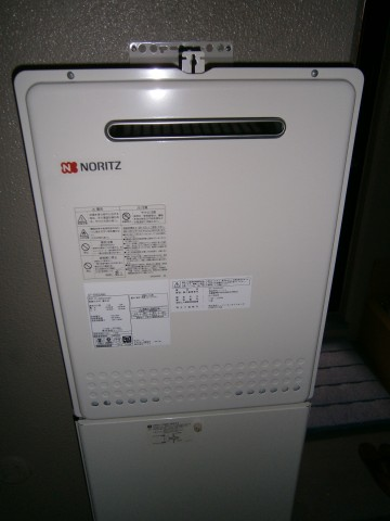 ノーリツ GT-2050SAWX+RC9101+H32-K600