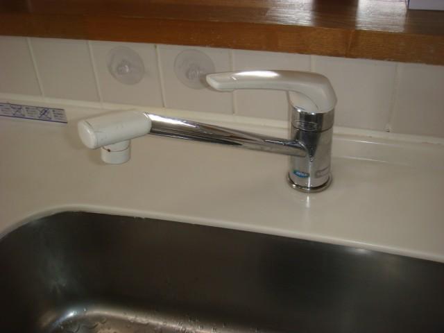 キッチン水栓 施工事例 愛知県一宮市