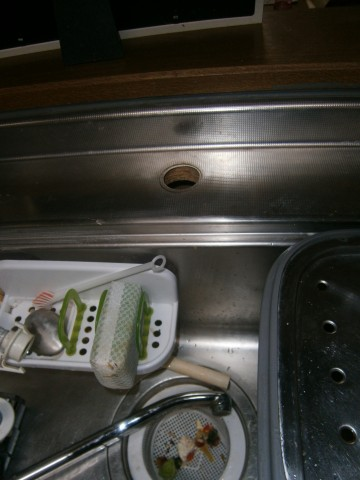 キッチン水栓 施工事例 愛知県春日井市