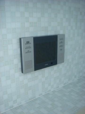 浴室テレビ 施工事例 愛知県岡崎市
