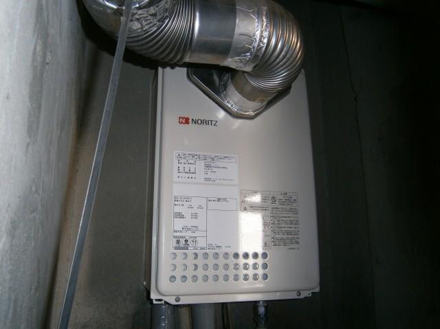 ノーリツ  GQ-2437WS-C+RC-7606M