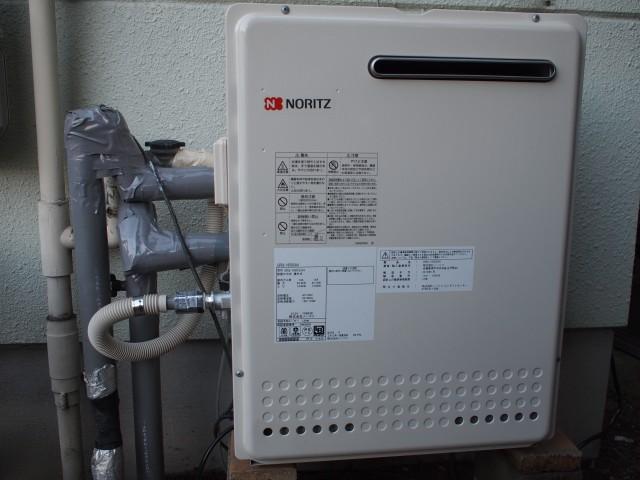 ノーリツ  GRQ-1650SAWX+RC-B001マルチセット