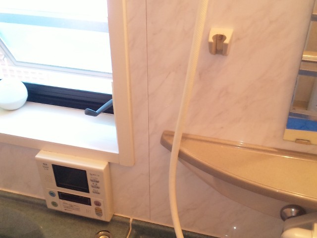 浴室テレビ 施工事例 三重県鈴鹿市