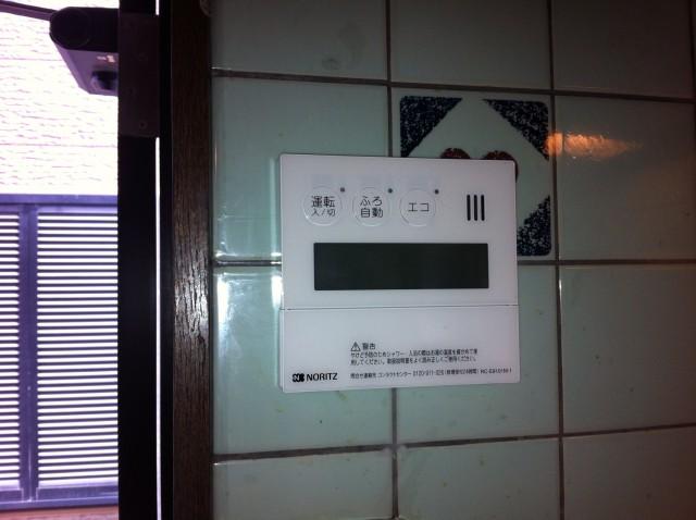 給湯器 施工事例 愛知県岡崎市