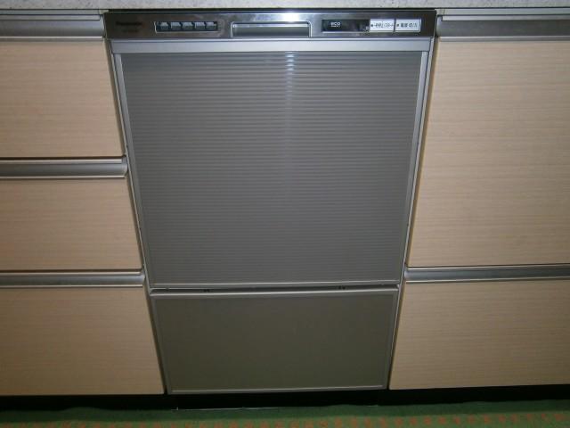ビルトイン食洗機 施工事例 名古屋市緑区