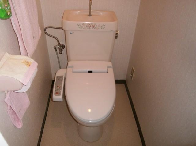 トイレ 取替工事 施工事例