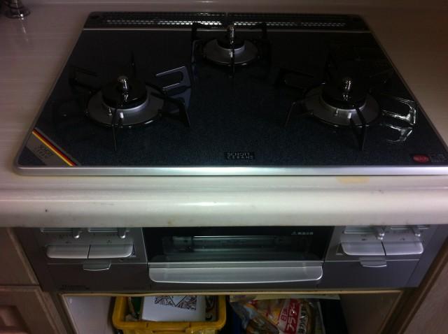 リンナイガスコンロ RS31W8A2RX-VR