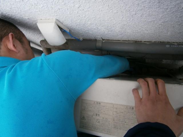 ガス給湯器 施工事例 守山区