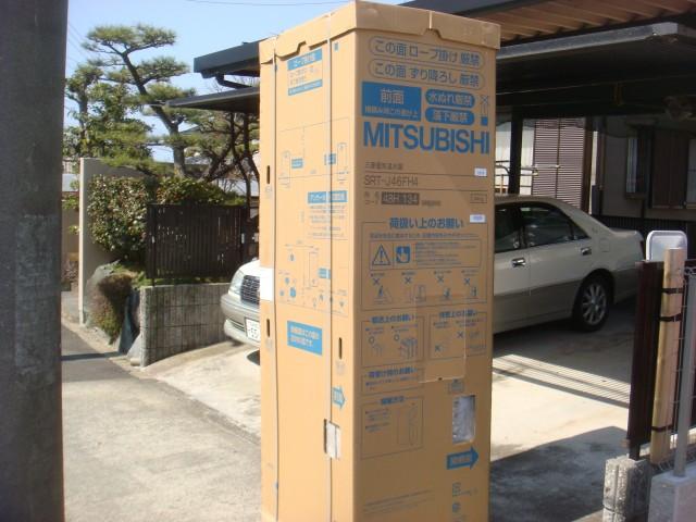 電気温水器 取替工事 施工事例