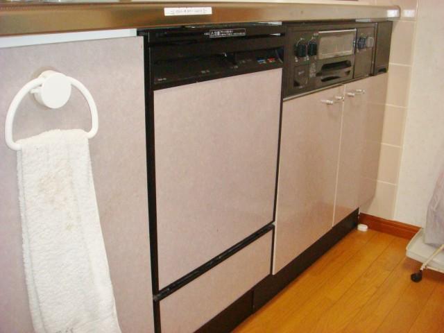 ビルトイン食洗機 取替工事 施工事例