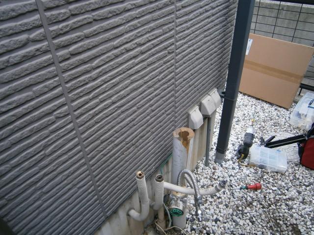 愛知県東郷町 ガス給湯器取替工事 施工事例