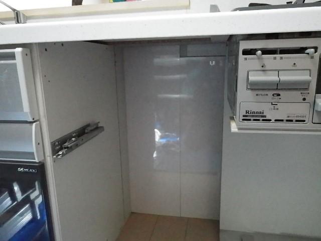 ビルトイン食洗機新規取付工事 施工事例 名古屋市中川区