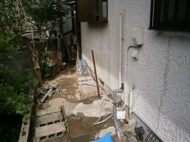 電気温水器 取替工事 施工事例 愛知県知多市