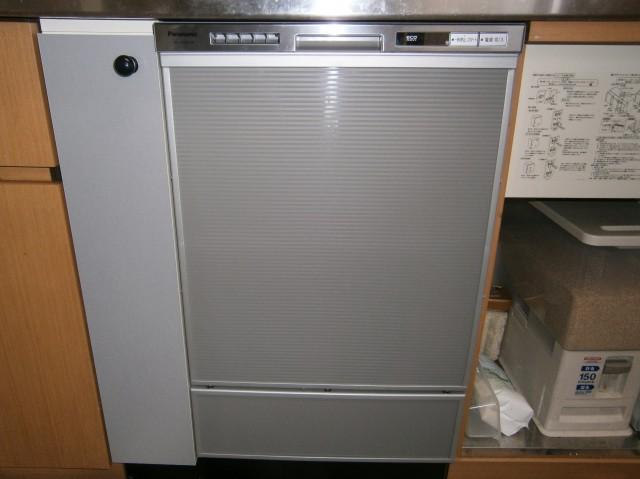 ビルトイン食洗機取替工事 施工事例 愛知県岡崎市