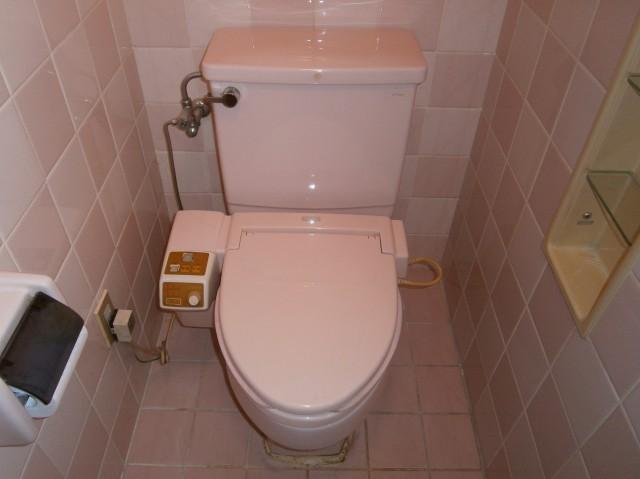 トイレ取替工事 施工事例 名古屋市千種区