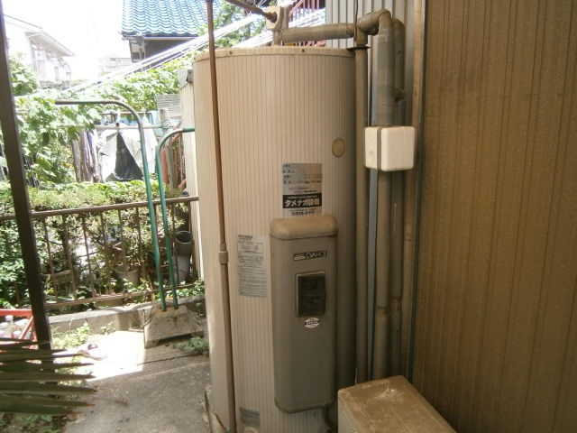 電気温水器取替工事 名古屋市北区 施工前