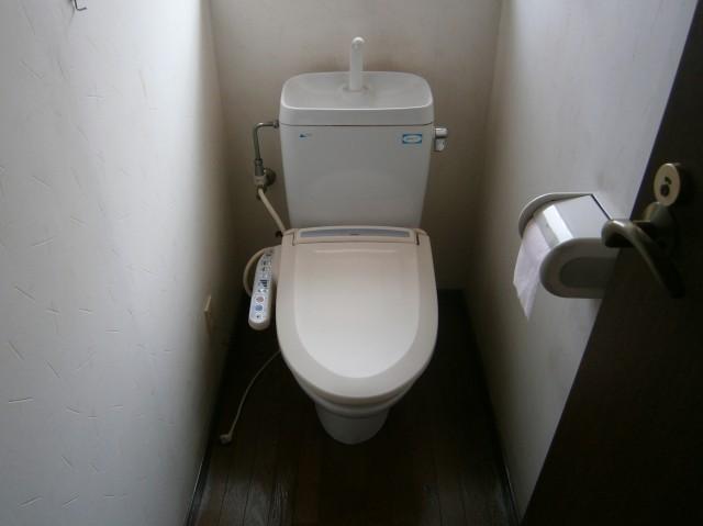 トイレ取替工事 施工事例 半田市 施工前