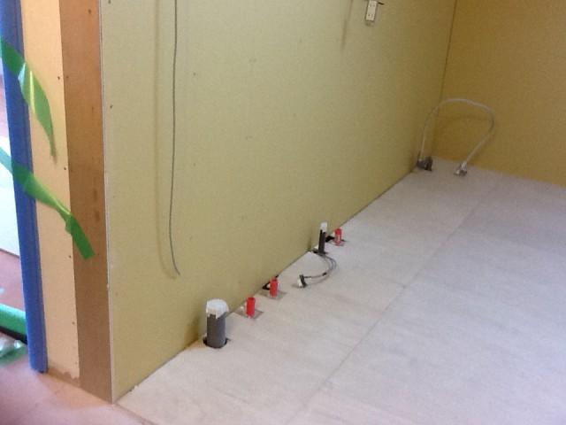 キッチンリフォーム 施工事例 名古屋市昭和区 床材張替え