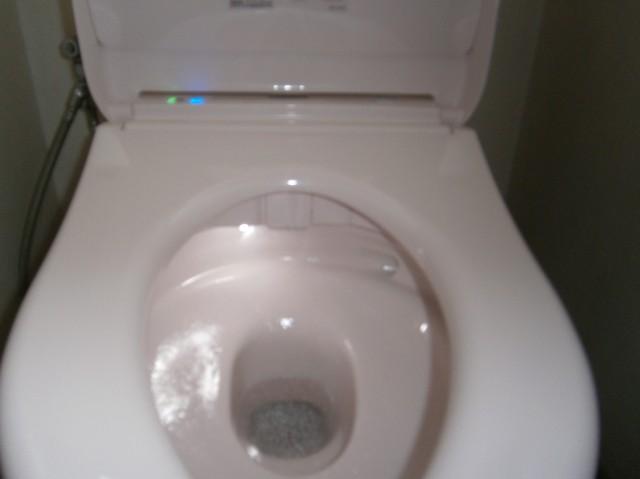 トイレ取替工事 施工事例 半田市 機能