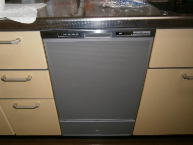食洗器取替工事 施工事例 名古屋市緑区 完成